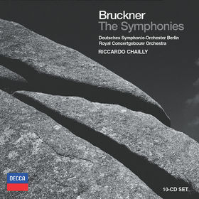Anton Bruckner, Bruckner: The Symphonies, 00028947533122