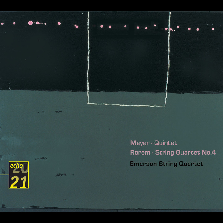 Meyer: Quintet / Rorem: Quartet 0028947432126