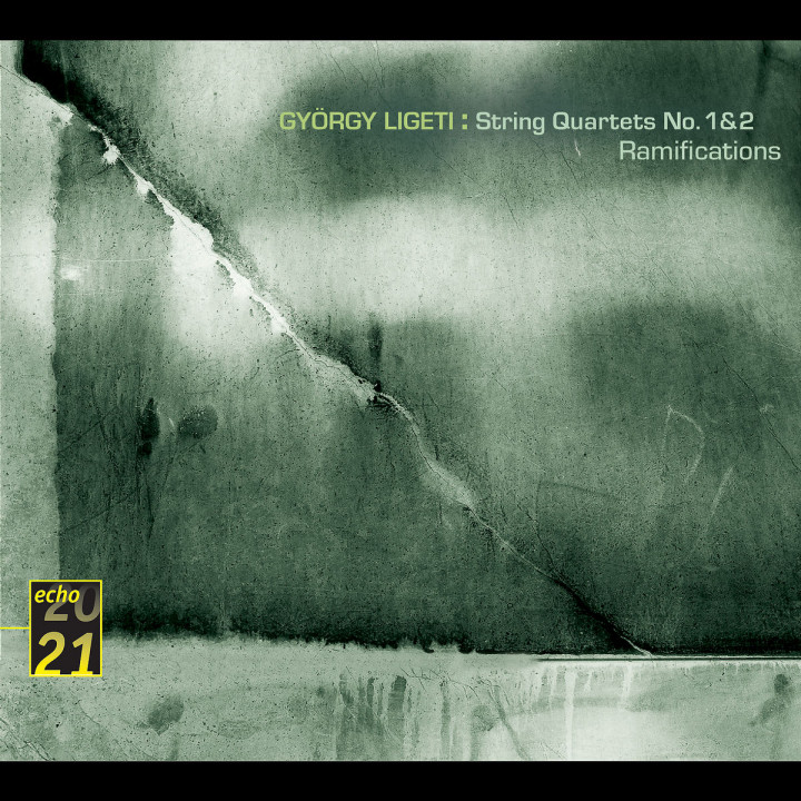 Ligeti: String Quartets / Ramifications etc 0028947432724