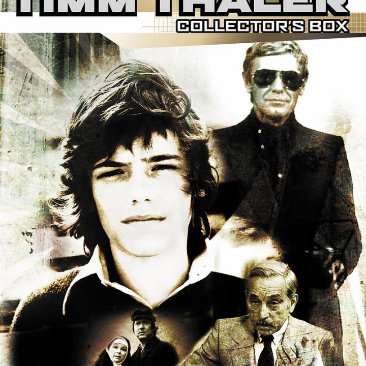 Timm Thaler, Box (Dvd 1-3)    : Timm Thaler 0032989600065