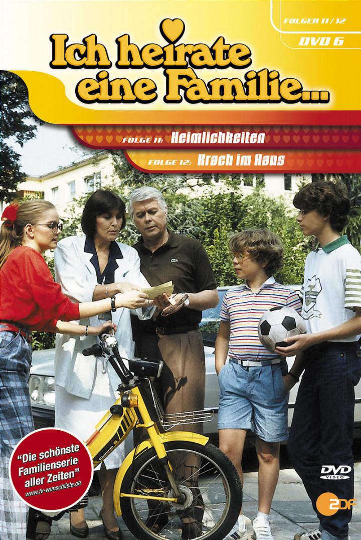 Ich Heirate Eine Familie, Dvd : Ich Heirate Eine Fam 0032989600124