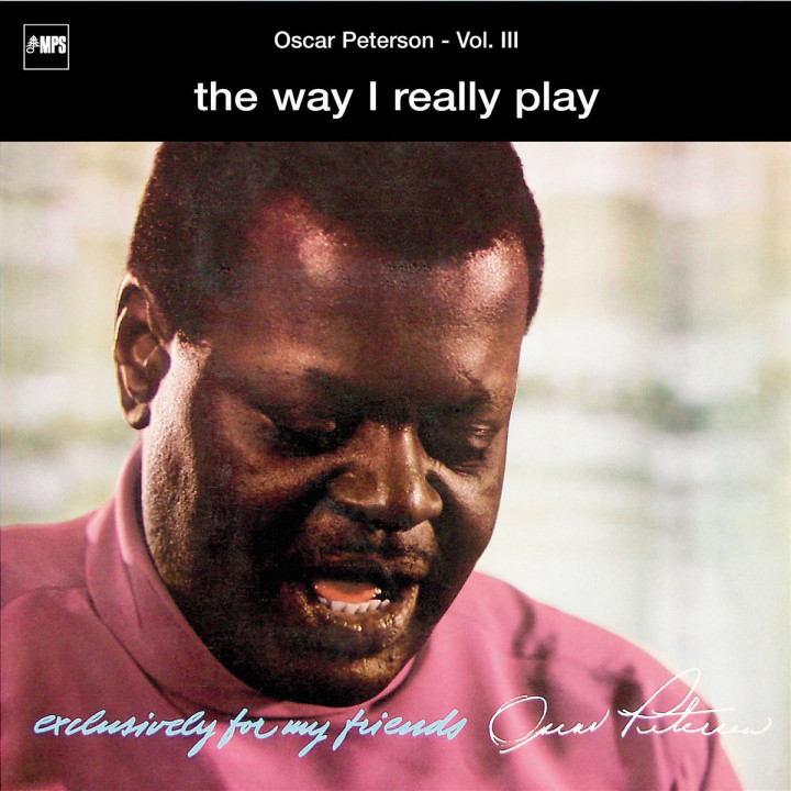 Exclusively For My Friends Vol. 3 - The Way I Really Play 0602498112951