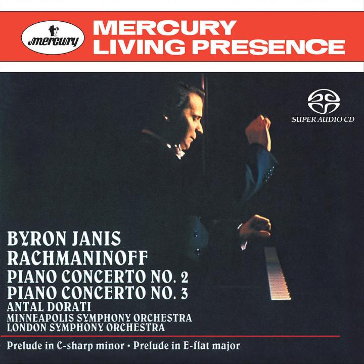 Rachmaninov: Piano Concertos Nos.2 & 3 0028947063926