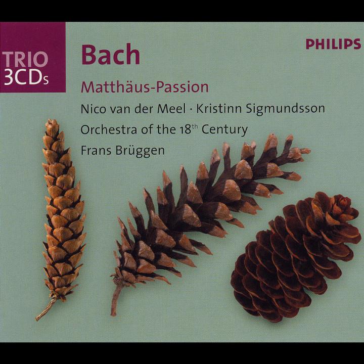 J.S. Bach: St. Matthew Passion 0028947326322