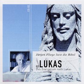 Jürgen Fliege, Lukas - Das Evangelium nach Lukas, 00602498111161