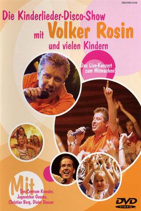 Volker Rosin, Die Kinderlieder-Disco-Show, 00602498124482