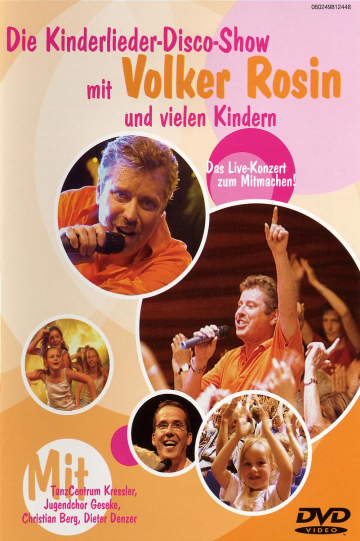 Die Kinderlieder-Disco-Show 0602498124484