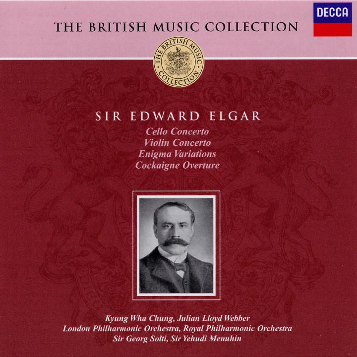 Konzert Für Violoncello; Enigma 0028947308524