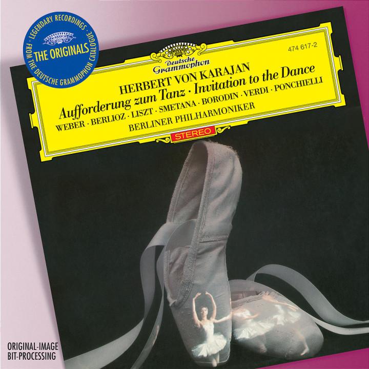 Herbert von Karajan - Invitation to the Dance 0028947461722
