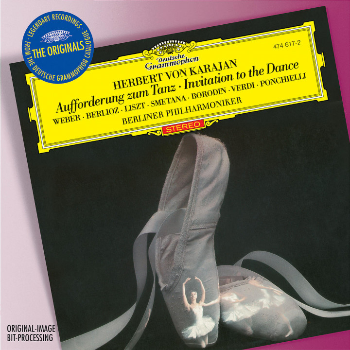 Herbert von Karajan - Invitation to the Dance 0028947461722