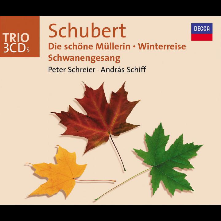 Schubert: Song Cycles 0028947526829