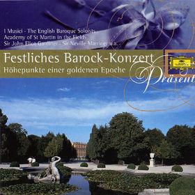 Antonio Vivaldi, Präsernt: Barockkonzert 3 CD-Set, 00028947540328