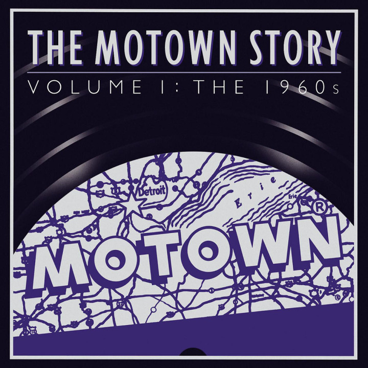 The Motown Story (Vol. 1) - The Sixties 0602498606588
