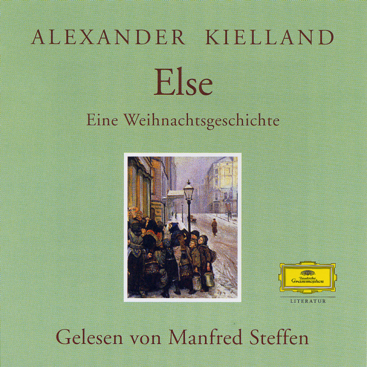 Alexander Kielland: Else 0602498072073