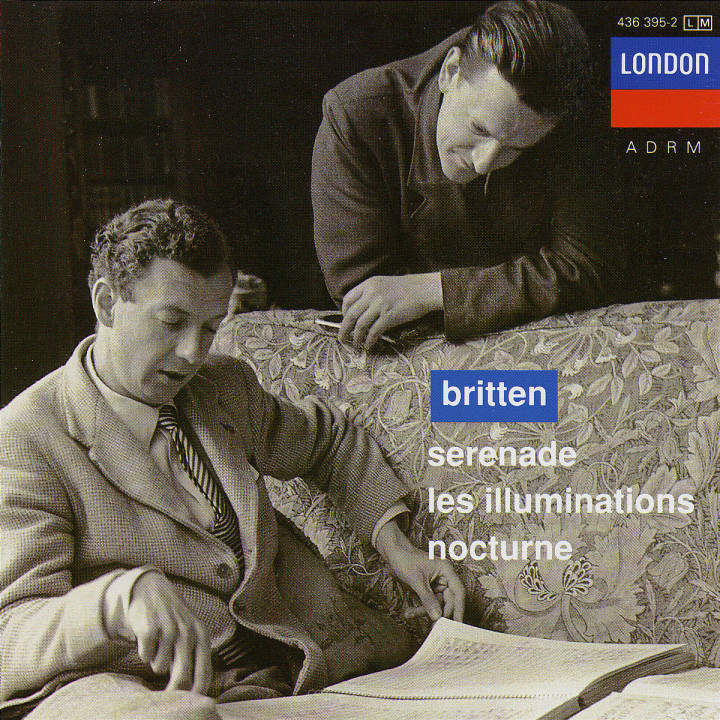 Britten: Serenade for tenor, horn and strings; Les Illuminations; Nocturne 0028943639525