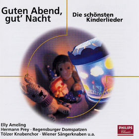 eloquence, Guten Abend, gut' Nacht - Die schönsten Kinderlieder, 00028947612995