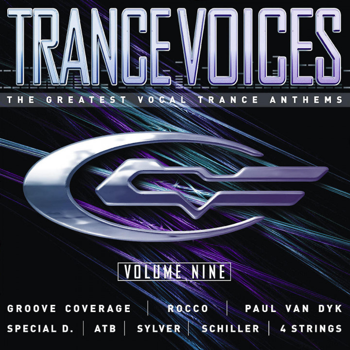 Trance Voices (Vol. 9) 0602498142813