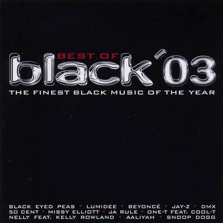 Best Of Black 2003 0602498147058