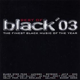 Best Of Black, Best Of Black 2003, 00602498147054