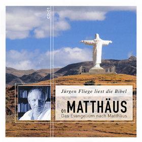 Jürgen Fliege, Matthäus - Das Evangelium nach Matthäus, 00602498111178