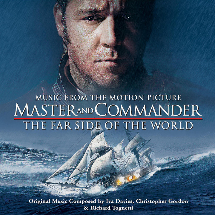 Master & Commander: Original Sound Track 0028947539825