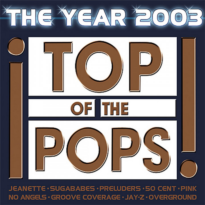 Top Of The Pops - The Year 2003 0602498145632
