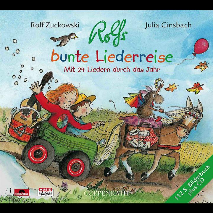 Rolfs bunte Liederreise 0602498659911