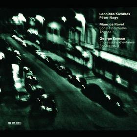 Manfred Eicher, Maurive Ravel / George Enescu, 00028947605324