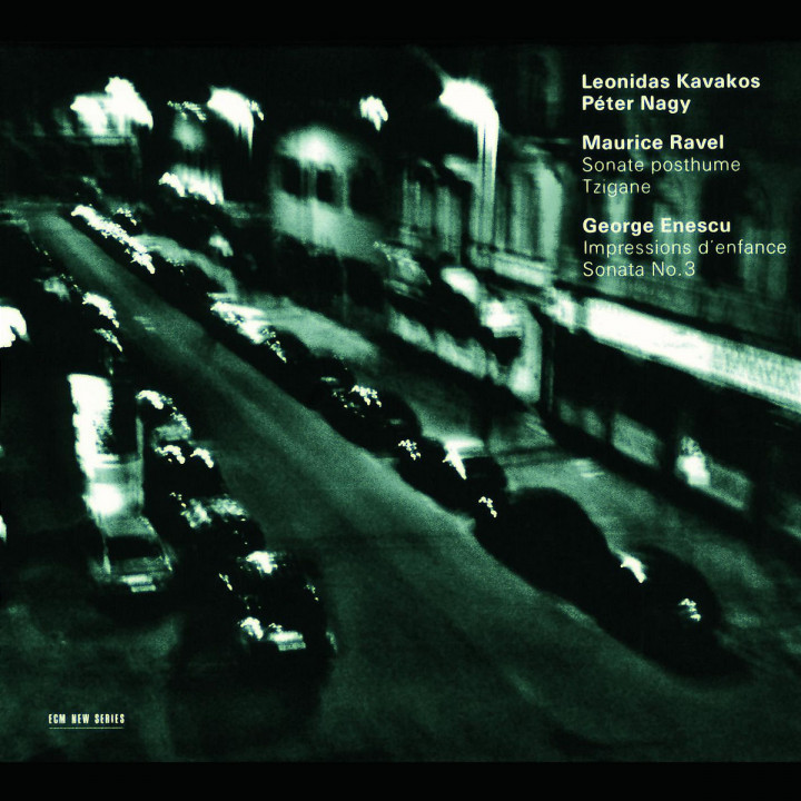 Maurive Ravel / George Enescu 0028947605328