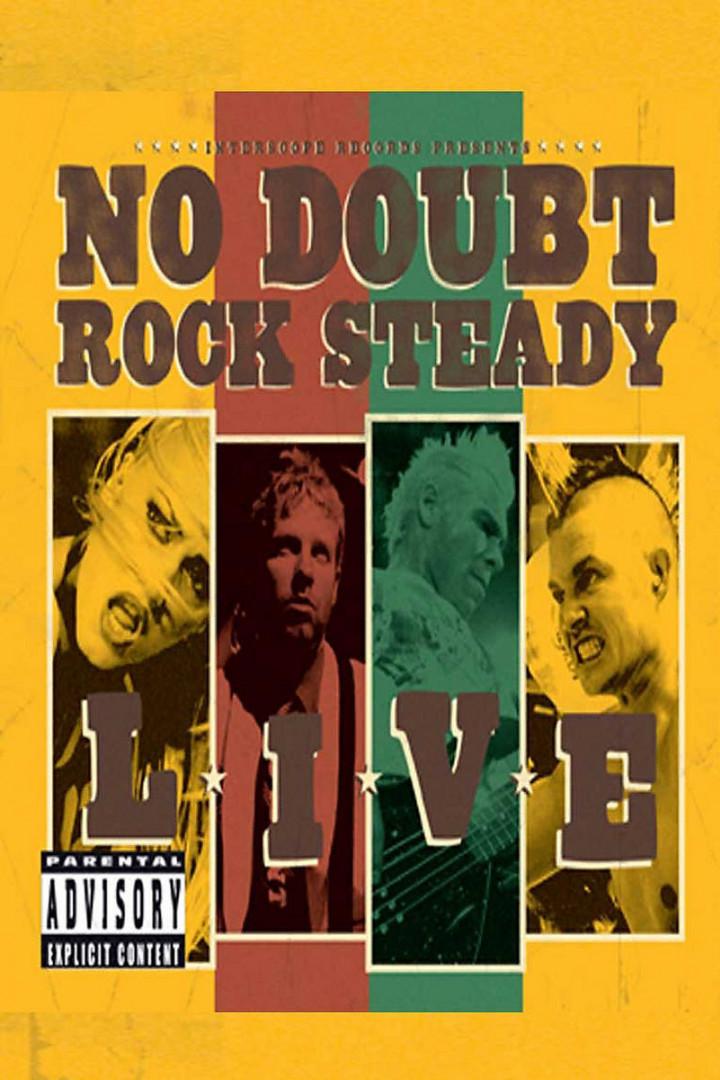 Rock Steady Live 0602498612532