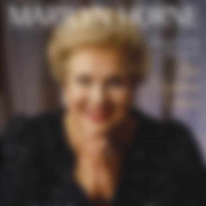 Marilyn Horne - Just for the Record: The Golden Voice 0028947612236