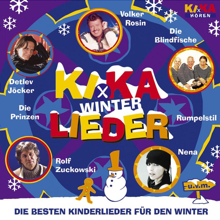 KI.KA Winterlieder 0602498148587