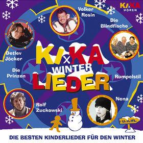 KiKA, Winterlieder, 00602498148587