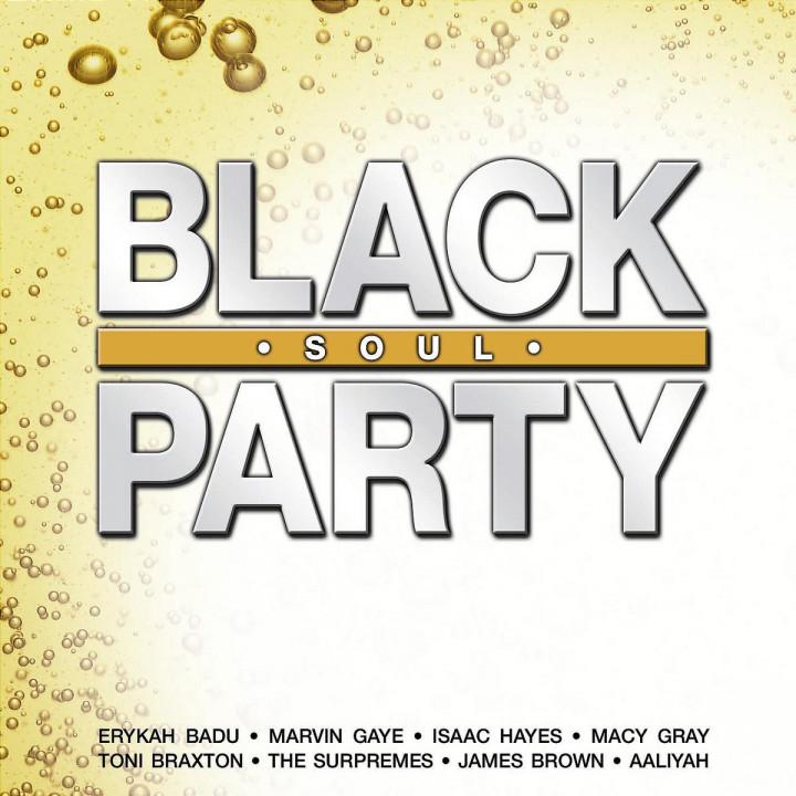 Black Soul Party 0602498151055
