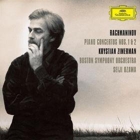 Krystian Zimerman, Klavierkonzerte Nr. 1 & 2, 00028945964324