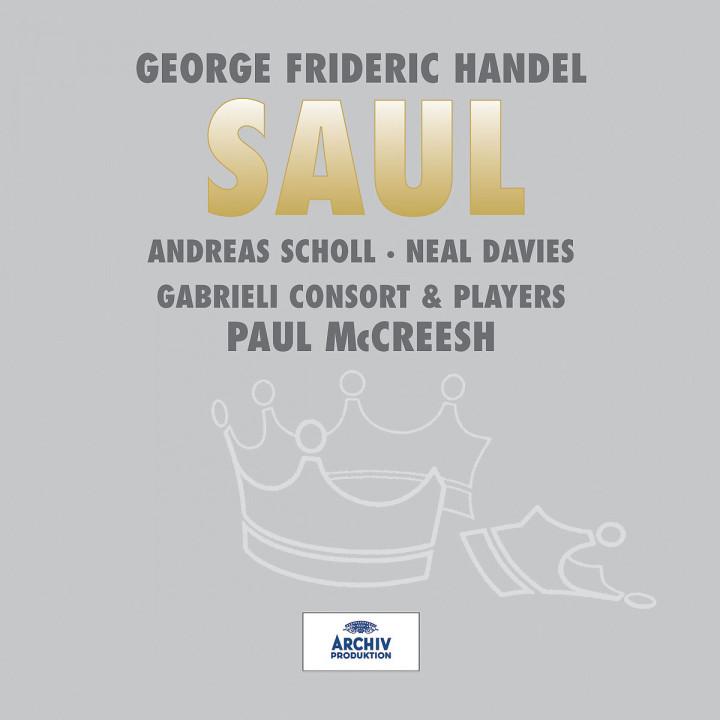 Handel: Saul 0028947451028