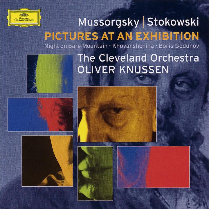 Mussorgsky (transc.: Stokowski): Pictures at an Exhibition/Boris Godounov Synthesis etc 0028945764629