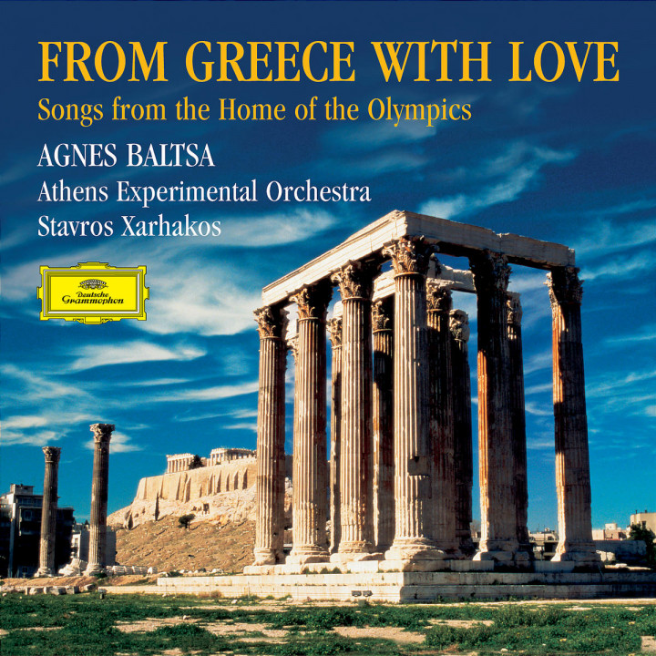 From Greece with Love. Songs from the Home of the Olympics 0028947481223