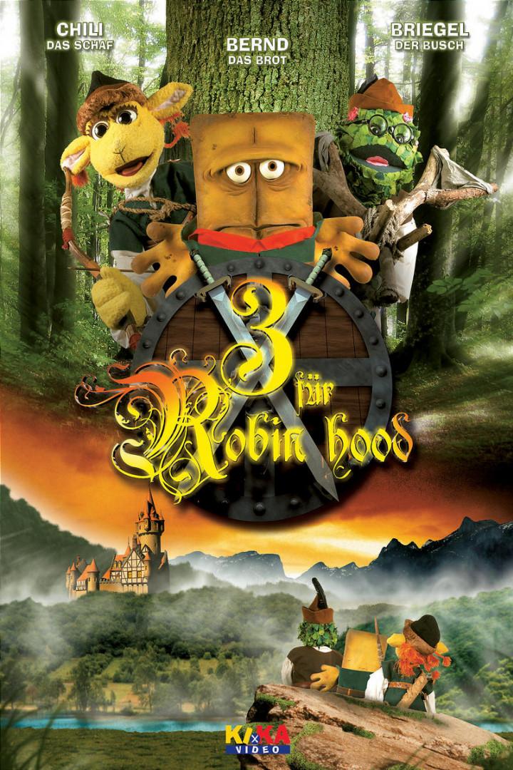 Drei für Robin Hood 0602498154254