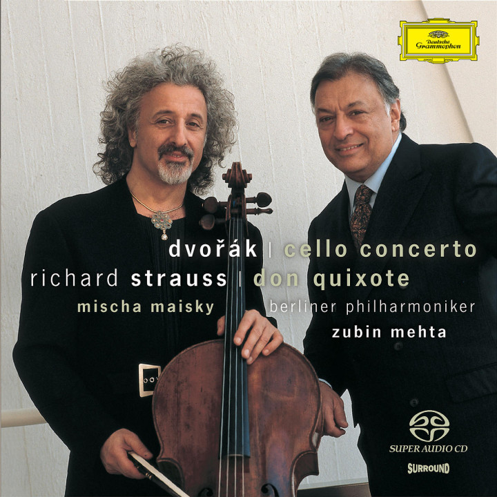 Dvorák: Cello Concerto / Strauss, R.: Don Quixote 0028947487023