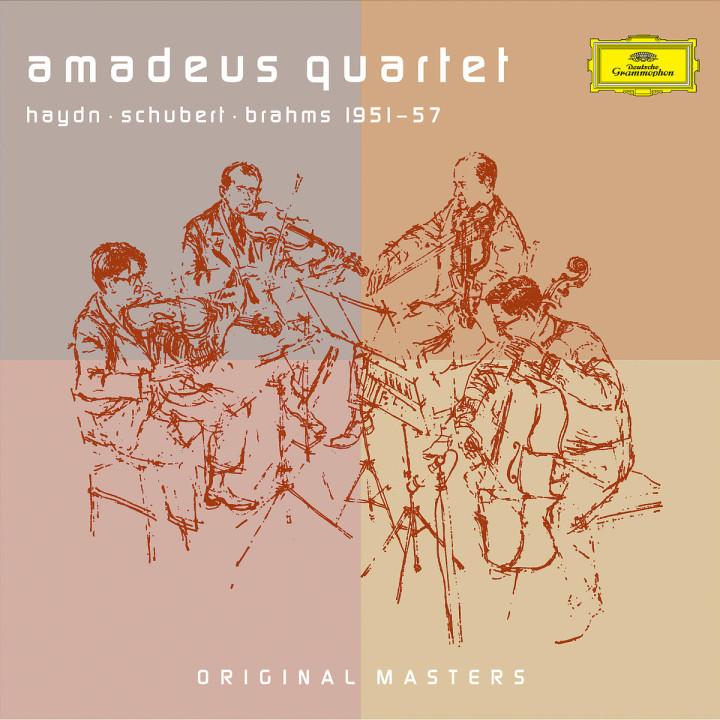 Haydn / Schubert / Mendelssohn / Brahms: String Quartets 0028947473026