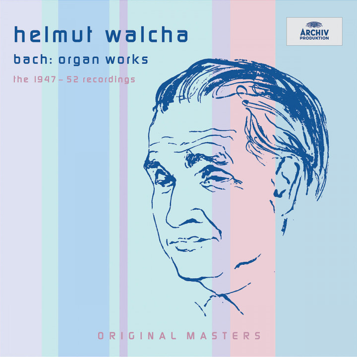 Bach: Organ Works / The 1947 - 1952 Recordings 0028947474728