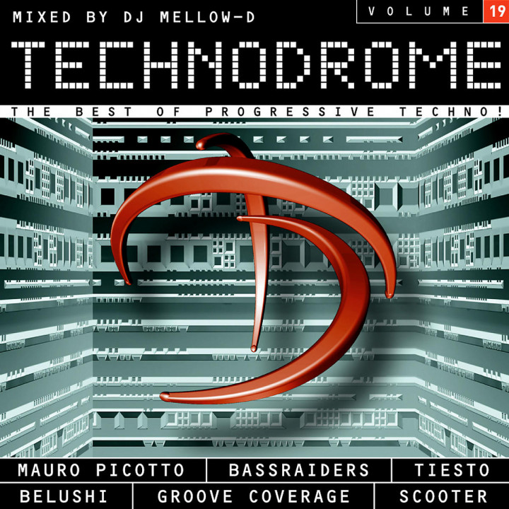Technodrome (Vol. 19) 0602498156902