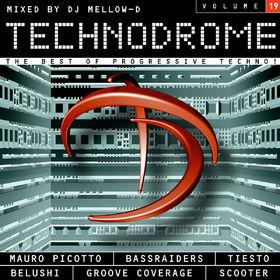 Technodrome, Technodrome (Vol. 19), 00602498156902