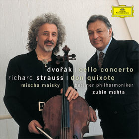 Antonín Dvorák, Cellokonzert, Don Quixote, 00028947497127