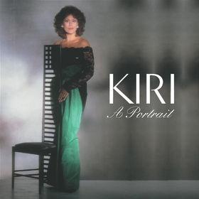 Kiri Te Kanawa, Kiri - A Portrait, 00028947545927