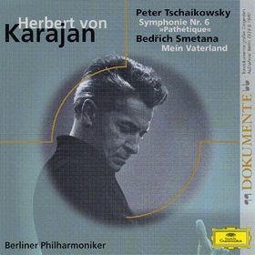 eloquence, EloDokumente: Karajan: Tschaikowski: 6. Sinfonie + Smetana: Die Moldau, 00028947615460
