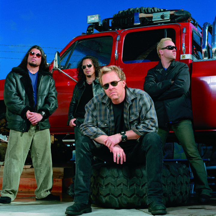 Metallica — St. Anger 2003