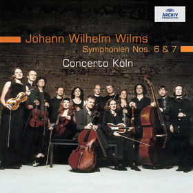 Wilms: Symphonies Nos. 6 & 7, 00028947450825