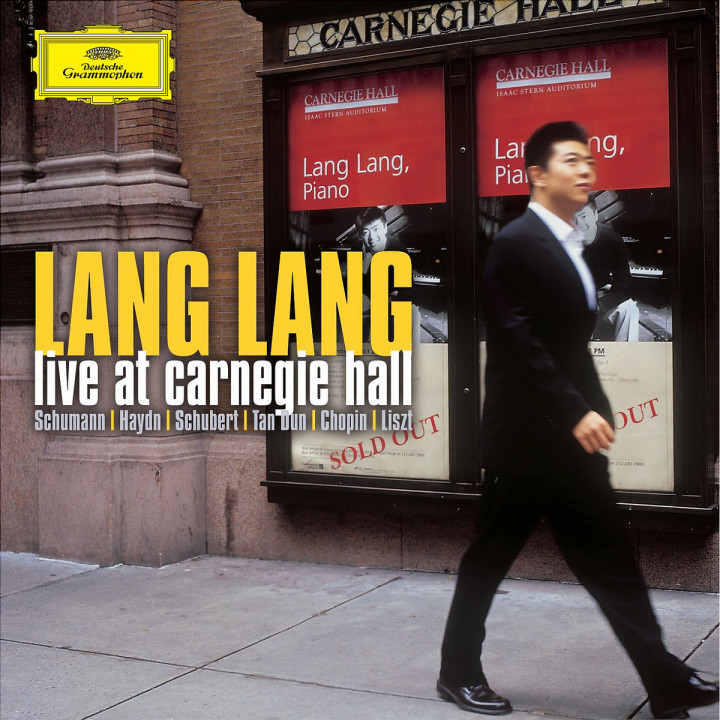 Lang Lang - Live at Carnegie Hall 0028947482028